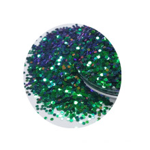 Chameleon Glitter Flake Nail Art Cambio de color Color Shift Glitter Powder
